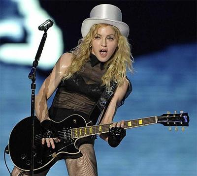 Madonna si d al fitness donne sul web for Layout della palestra di 3000 piedi quadrati