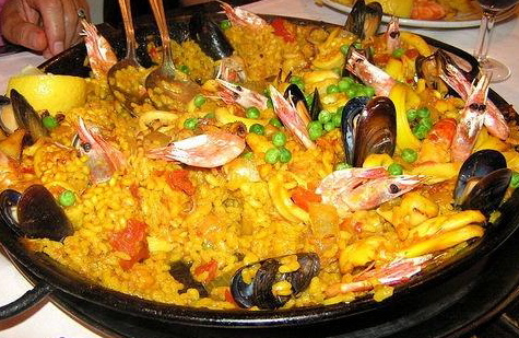 Cucina spagnola la paella valenciana donne sul web for Cucina spagnola