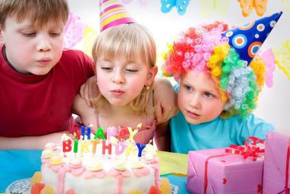 Come preparare un compleanno in casa per i vostri bambini 41a338f0713