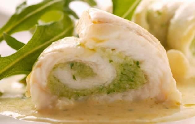 ricette di pesce - filetti di merluzzo al pesto di rucola ... - Cucinare Filetto Di Merluzzo