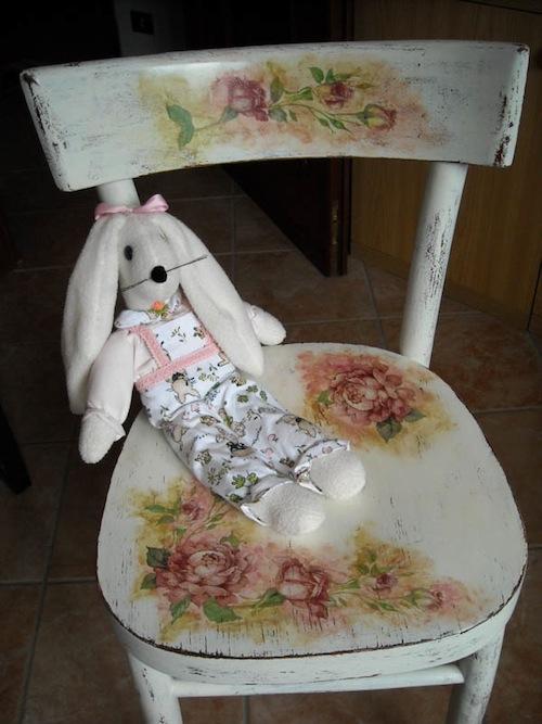 Hobby - Una sedia
