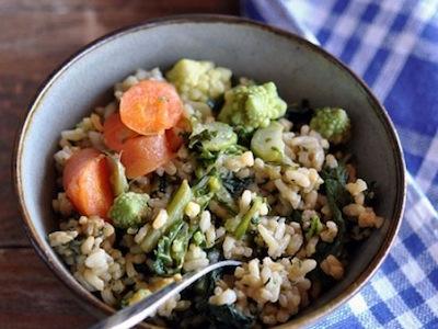Primi riso al vapore con verdure donne sul web - Cucina a vapore ricette ...