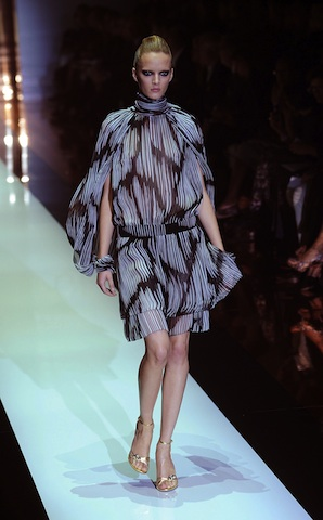milano fashion week gucci donnesulweb