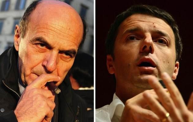Bersani voglio governare ecco il mio piano renzi for Voglio progettare il mio piano casa