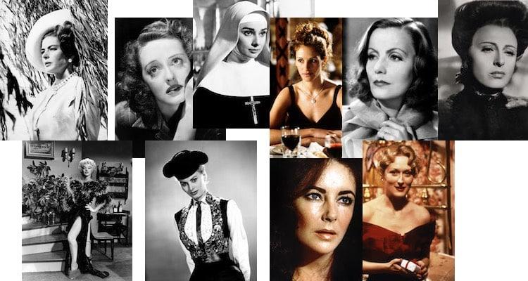 Cinema le 10 attrici pi famose di sempre donne sul web - Dive anni 40 ...