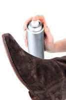 pulire scarpe camoscio camoscina