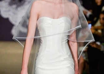Carolina Herrera abito da sposa 2015