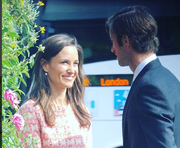 pippa middleton instagram matrimonio