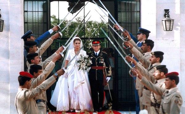 Matrimonio In Giordania : Bouquet sposa i più belli di sempre rania giordania
