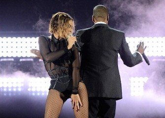 Beyoncé e Jay Z GRAMMY Awards
