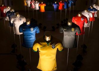 Mondiali 2014 magliette