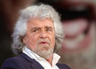 Beppe Grillo trasmissione Porta a Porta