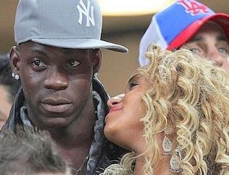Mario Balotelli si sposa con Fanny