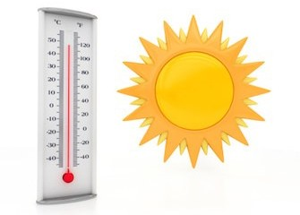 sole caldo estate