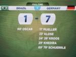 Brasile spazzato dalla Germania. Disordini e scontri dopo la sconfitta