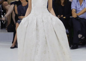 Dior abito da sposa