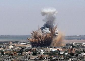 Gaza attacchi da Israele