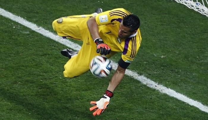 Romero portiere argentina