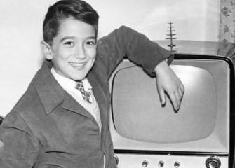 televisore anni 50