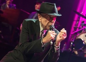 Leonard Cohen jazz festival