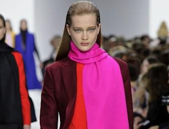 La moda autunno inverno è tutta a colori: scopri quali