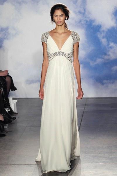 Sfilata di moda abiti da sposa