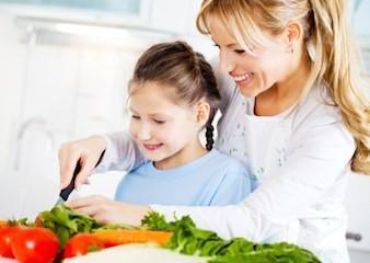 bambini educazione alimentare