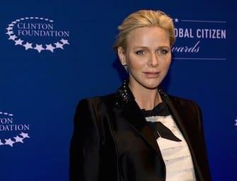 Charlène incinta a New York alla Clinton Global Initiative