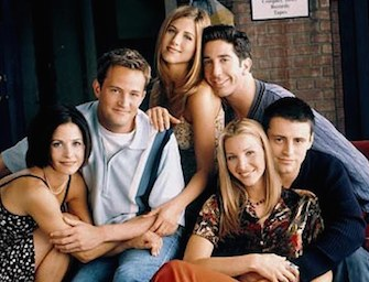 Oggi Friends compie 20 anni