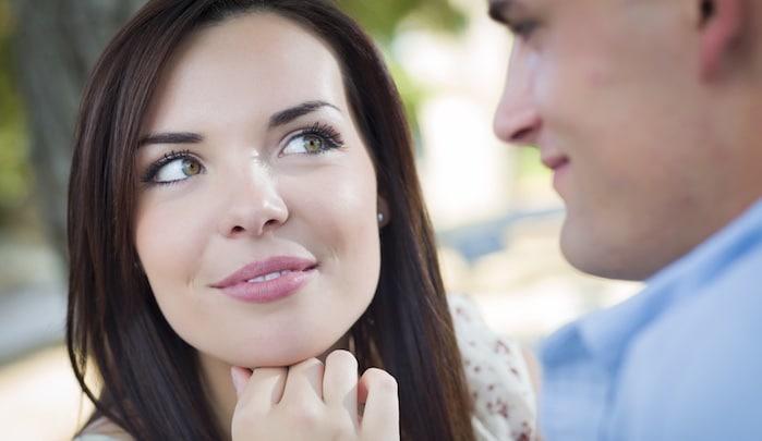 coppia corteggiamento