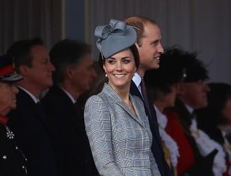 Kate Middleton torna in pubblico. Foto