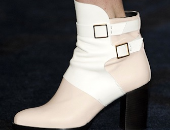 Le scarpe moda di novembre 2014: stivali e stivaletti