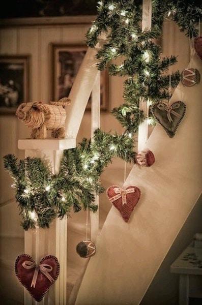 scale decorate Natale