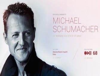Michael Schumacher: nuova Home del sito online