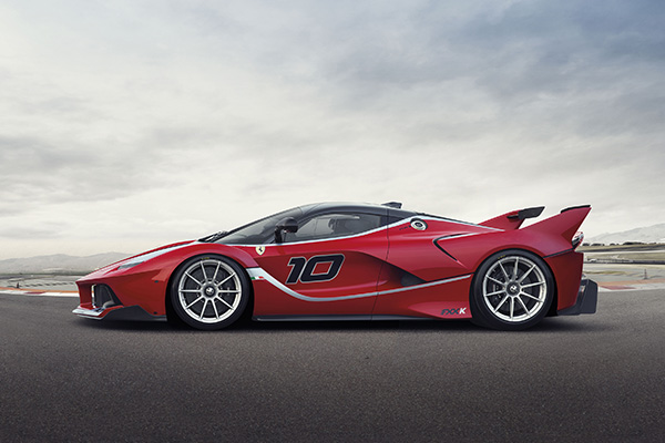 Ferrari Fxxk.