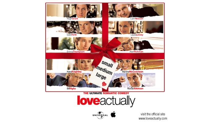loveacctualy film cover