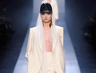 Sfilata Alta moda P/E 2015: Jean Paul Gaultier