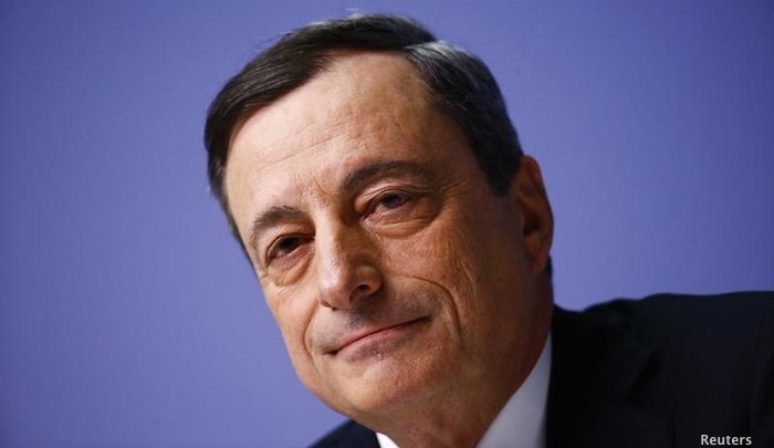 Draghi e bce comprano titoli per 1100 miliardi cosa for Ceo cosa significa