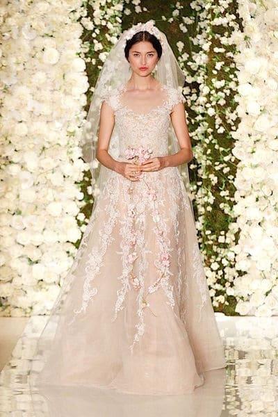 35 abiti da sposa 2015 colorati. Ecco i migliori - Donne Sul Web b7c080f0190