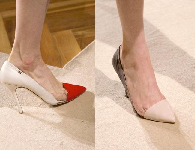 Le scarpe moda di febbraio  nuovi modelli e colori della primavera ... 9dc7505e7b4