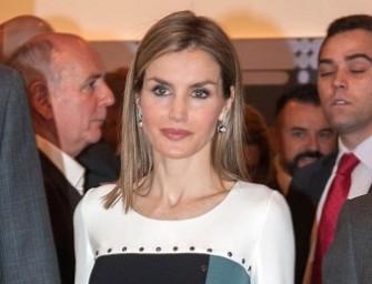 Letizia di Spagna utimo look: stile perfetto e finto bob