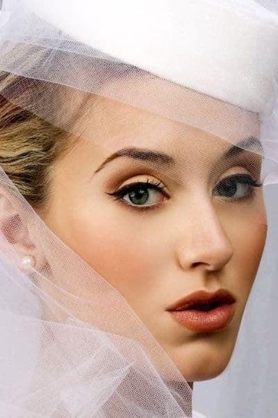 velo e cappello sposa