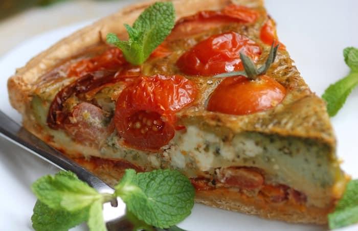 Ricette torte salate facili estive donne sul web for Ricette torte facili