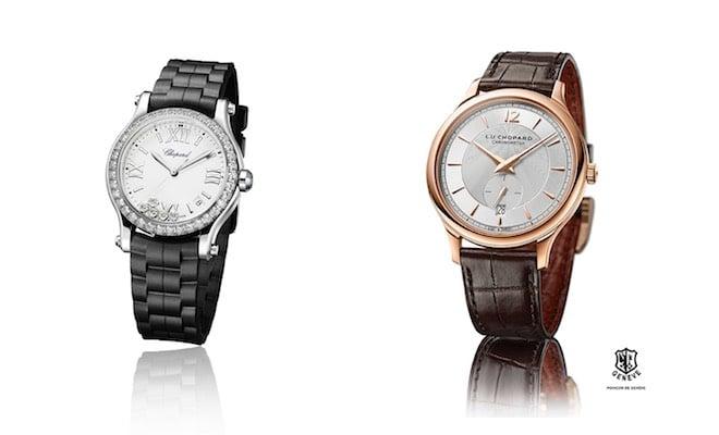 Chopard orologi 2016 Basilea