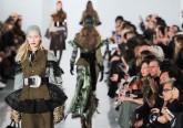 Margiela moda donna sfilata inverno 2016