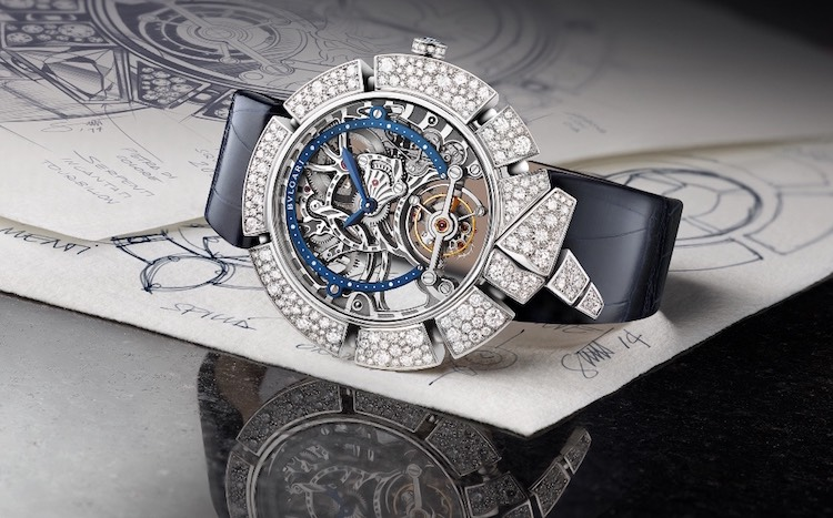 Orologio Serpenti Bulgari