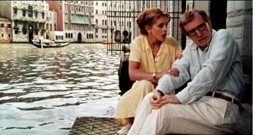Julia Roberts, Woody Allen