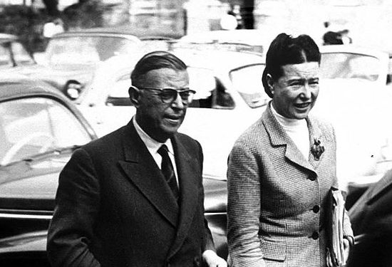 Simone De Beauvoir Jean-Paul Sartre-