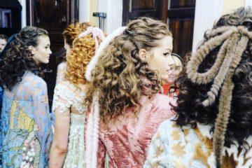 capelli ricci sposa-instagram -2017