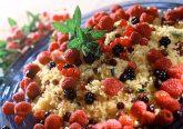 tabule insalata frutti bosco